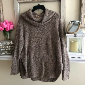 Faded Glory - Cowl Neck Sweater